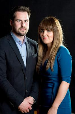 Portglenone-based software company PlotBox, run by husband and wife Sean and Leona McAllister, has developed a cloud system to simplify the management of cemeteries