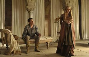 Game of Thrones Jaime and Cersai in heated discussions HBO
