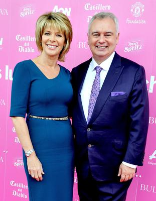 Ruth Langsford and Eamonn Holmes (Photo by Shirlaine Forrest/Getty Images)