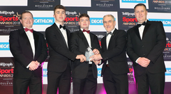 The 2018 Young Team of the Year was St Ronan's College, Lurgan