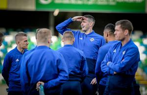 Northern Ireland discover their opponents in the 20/21 UEFA Nations League.