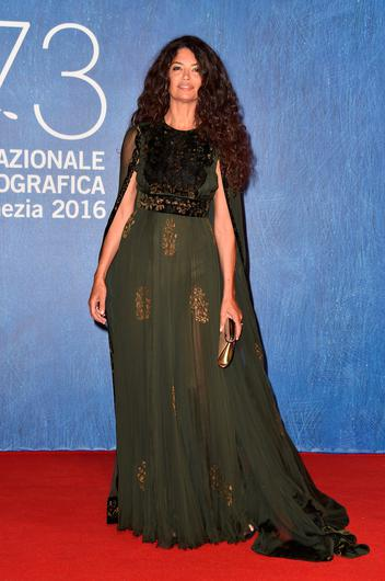 VENICE, ITALY - SEPTEMBER 02:  Afef Jnifen attends the premiere of 'Franca: Chaos And Creation' during the 73rd Venice Film Festival at Sala Giardino on September 2, 2016 in Venice, Italy.  (Photo by Pascal Le Segretain/Getty Images)