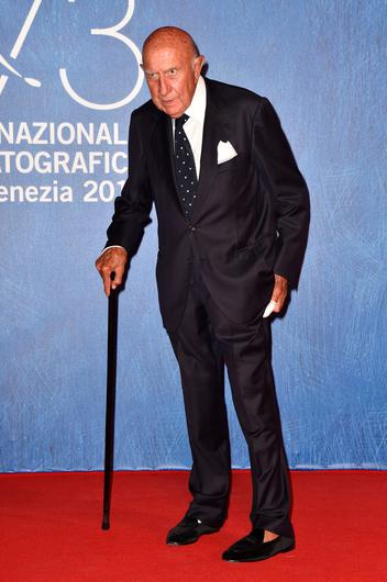 VENICE, ITALY - SEPTEMBER 02:  Beppe Modenese attends the premiere of 'Franca: Chaos And Creation' during the 73rd Venice Film Festival at Sala Giardino on September 2, 2016 in Venice, Italy.  (Photo by Pascal Le Segretain/Getty Images)
