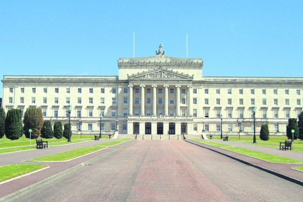 'It seems that for the time being people in Northern Ireland will be denied the right to change their government'