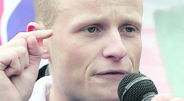 Jamie Bryson has been given court permission to take part in a parade marking the Battle of the Somme