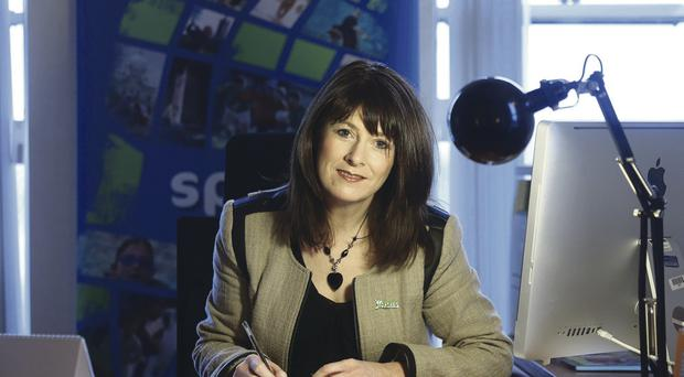 Sport NI Chief Executive Antoinette McKeown is excited ahead of her first Belfast Telegraph Sports Awards dinner