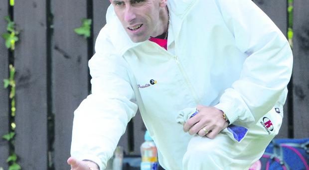 Martin McHugh is going into the NIBA decider as the favourite against Mitchell Albert