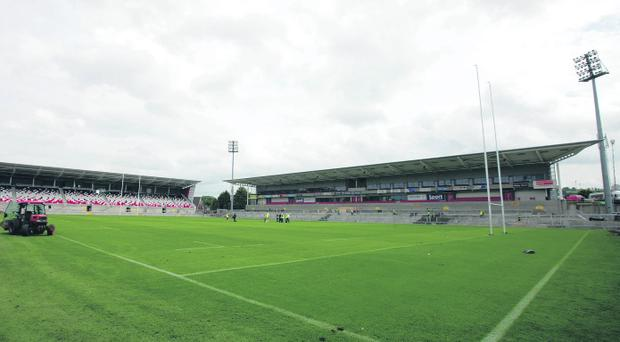 Ravenhill Rugby grounds