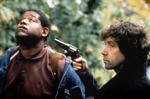 Memorable moment: Stephen Rea and Forest Whitaker in The Crying Game