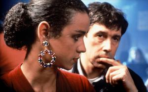 Memorable moment: Stephen Rea and Jaye Davidson in The Crying Game