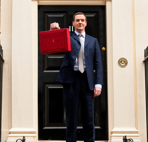 Suits you: George Osborne and Ed Miliband are going head-to-head in the style stakes