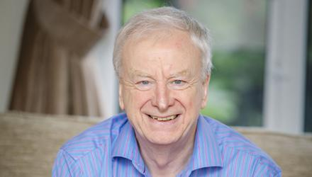 Event: Seamus McKee will be in conversation with three people