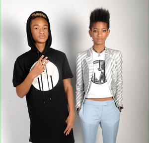 New-age ramblings: Willow and Jaden Smith