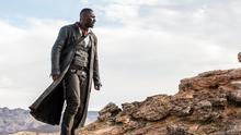 Eternal battle: Idris Elba in The Dark Tower