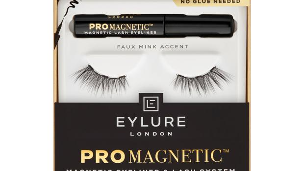 Eylure ProMagnetic eyeliner and lash system faux mink accent, £19.95, Boots