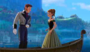 Fantasy world: Frozen and the Lion King are hugely popular