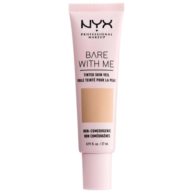 NYX Bare With Me tinted skin veil BB cream (£10)