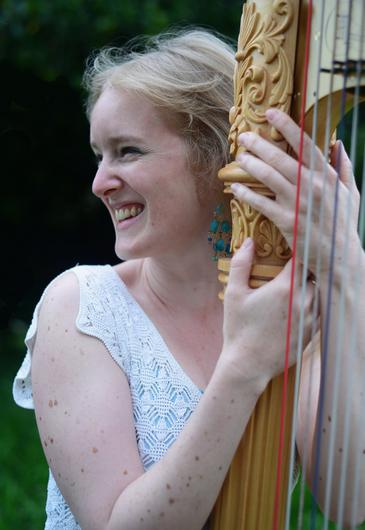 In tune: Tanya Houghton who is appearing at Eastside Arts Festival