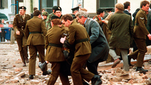 Bomb horror: aftermath of the Enniskillen attack