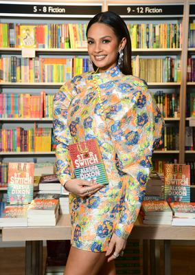 Alesha Dixon at the launch of her new book