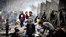 World problem: we sympathise with migrants, but opening our borders to all-comers would create chaos