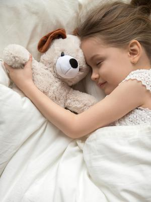 Pleasant dreams: Getting kids to nod off isn't always easy