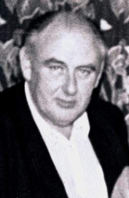 Tragic loss: Paddy's dad Jack was murdered by loyalists in 1988
