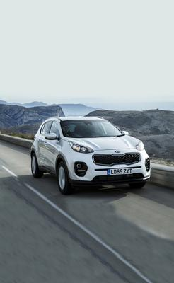 9. Kia's Sportage sold 113 units in September