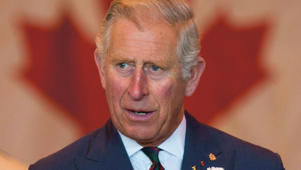 Crowning glory: Prince Charles has waited a long time to be king