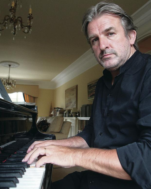 Key to success: Barry Douglas is the artistic director of the Clandeboye Festival of Music
