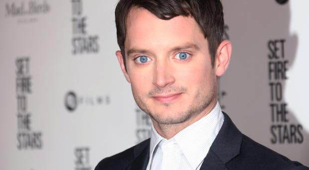 Actor Elijah Wood