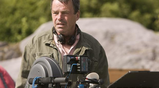 Lights, action: Director Neil Jordan