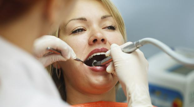 Dentists can check for warning signs