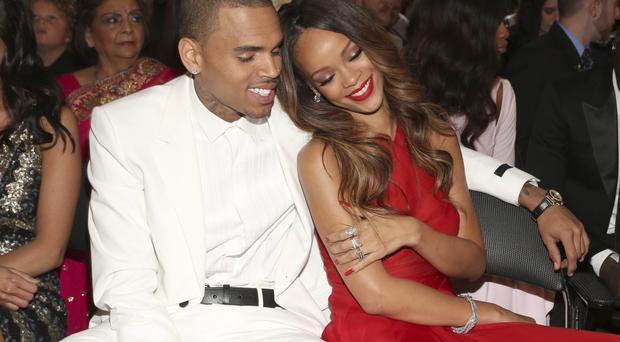 Public apology: Chris Brown went on TV to say sorry for his brutal attack on ex-love Rihanna