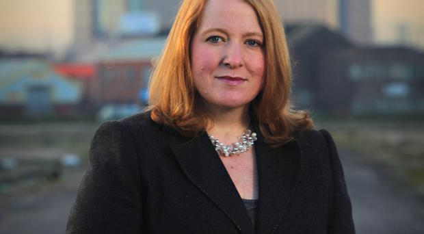 Hands on: Naomi Long studied engineering at Queen's