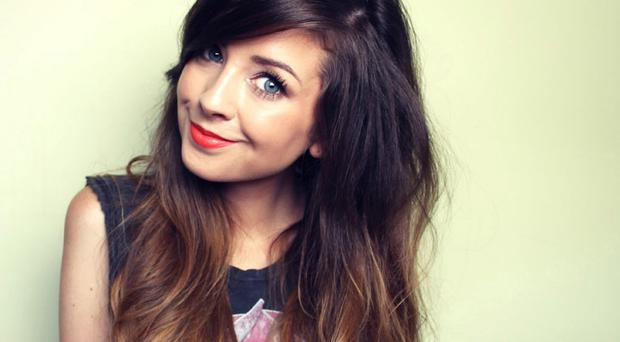 Novel idea: YouTube star Zoella Sugg is now a publishing sensation