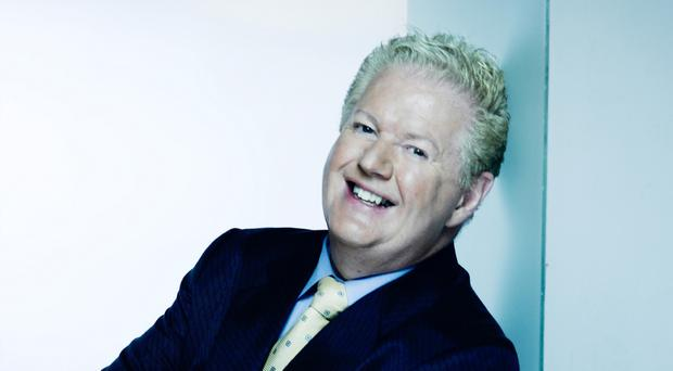 UTV presenter Julian Simmons