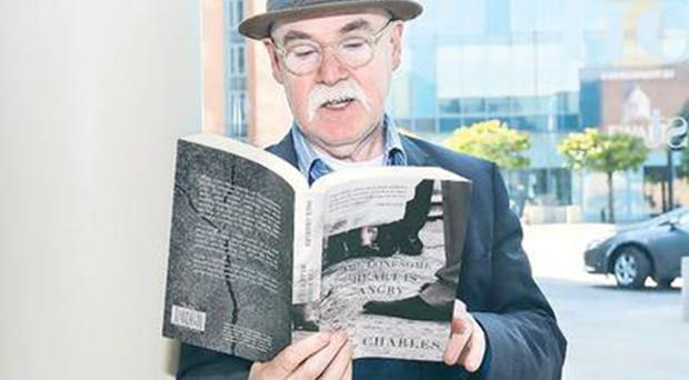 Top read: author Paul Charles