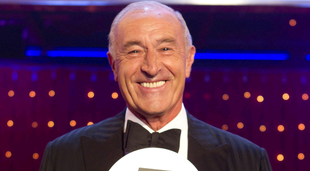 Strictly stalling: Len Goodman wouldn't give our merry dance a score