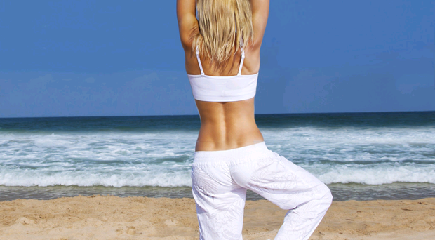 Yoga isn't just about improving your physical health