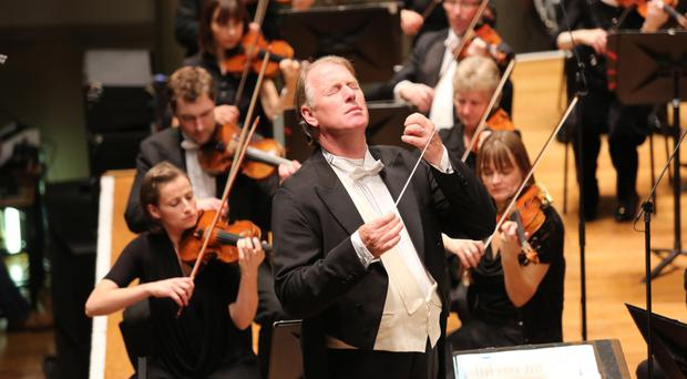 In tune: Ulster Orchestra is just one body that deserves support