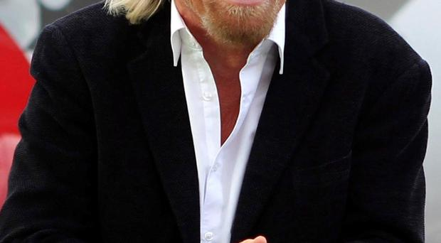 Hard sell: Richard Branson's TiVo mail offers are relentless