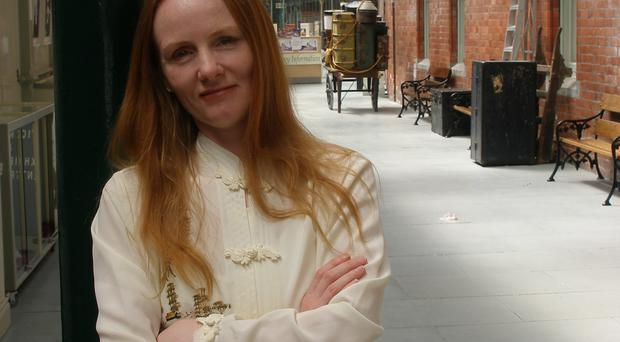 Chilling tale: Martina Devlin's new book features witchcraft