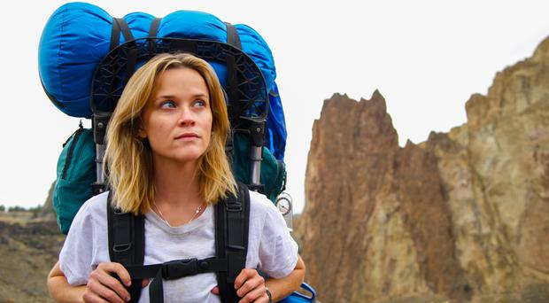 Her outdoors: Reese Witherspoon turns in a great performance in the film of Cheryl Strayed's memoir Wild