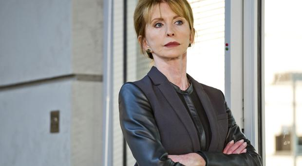 Jane Asher in new television show Eve