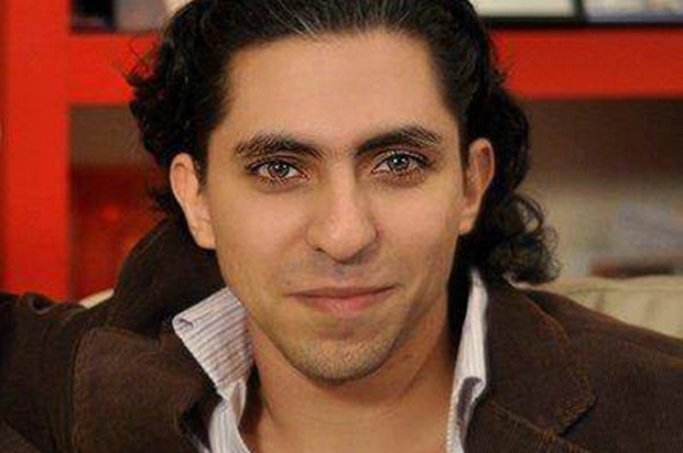 Blogger Raif Badawi was sentenced to 10 years in prison and 1,000 lashes