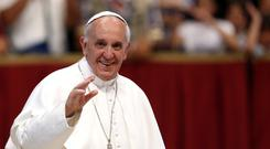 When in Rome: many people take their lead from what Pope Francis says