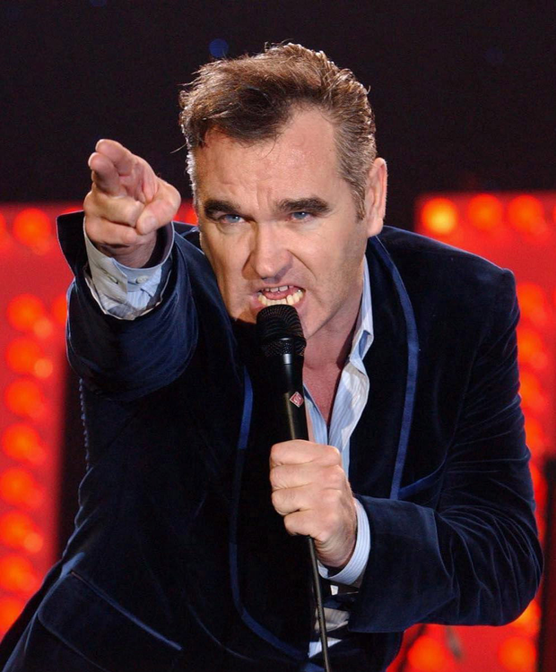 Morrissey detailed his experience in a blog post on Morrissey fan site True To You