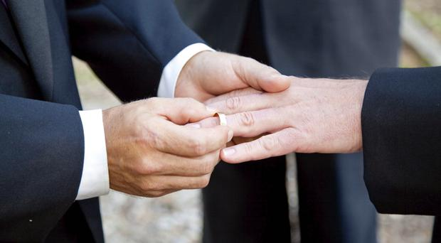 Tough decision: the issue of marriage equality has caused division within the Church of Ireland