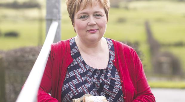 Allison Abernethy and her husband have added dulse and seasalt butter to their range